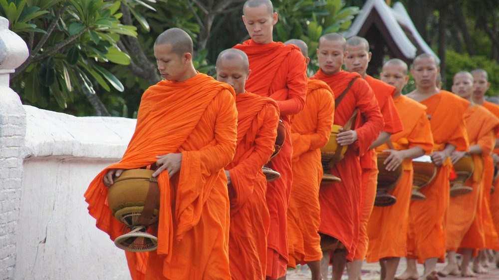 Zen Monks - Photo credit: Pixabay