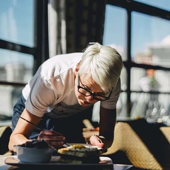 Lish steiling - chef