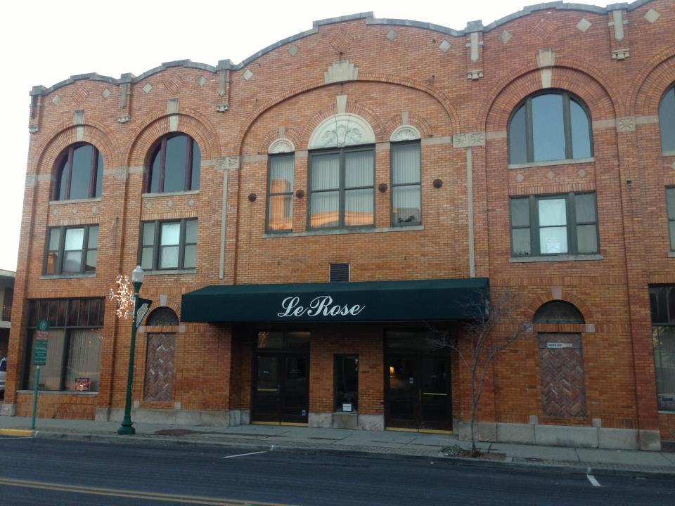Inner Spring Yoga is located in downtown Jeffersonville, Indiana in the historic Le Rose Theater building. We are conveniently located just minutes from downtown Louisville, with ample off street, hassle free parking.