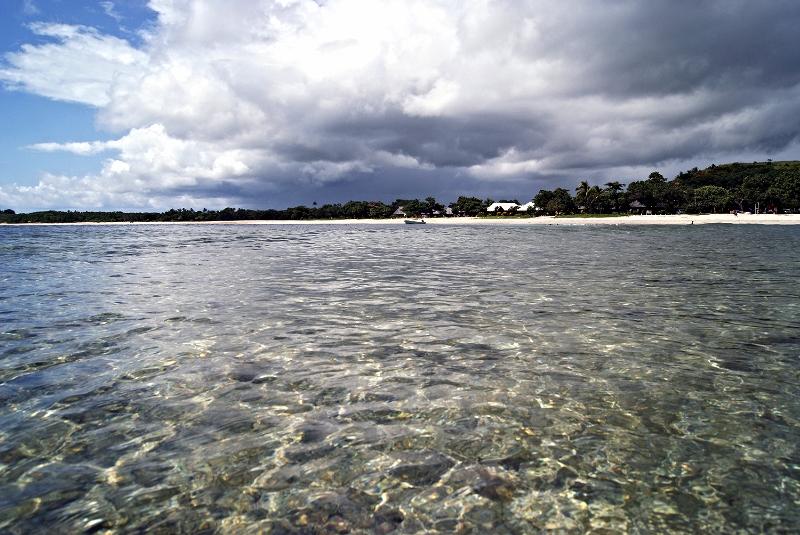 Natandola Beach, Fiji.                                                                          © Cassia Reynolds