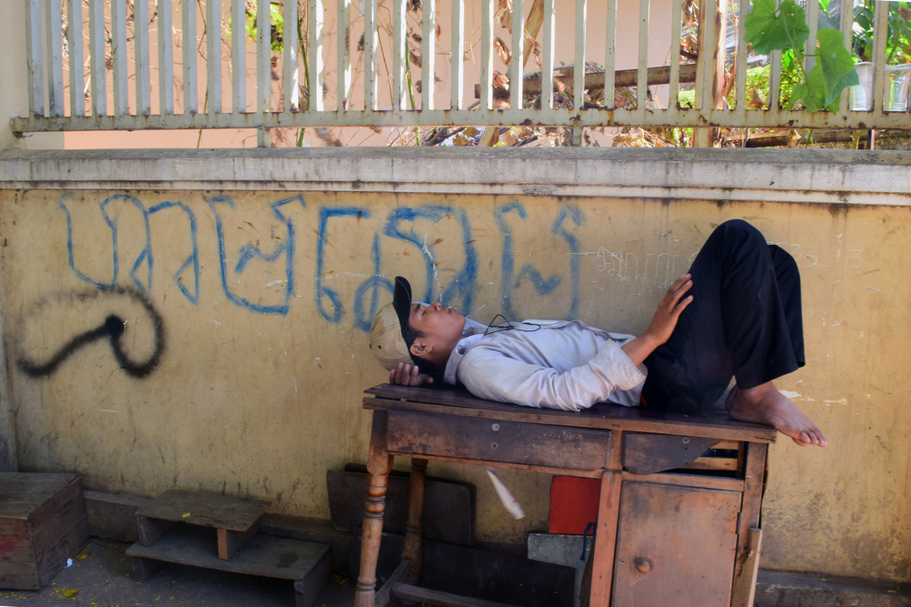 Phnom Penh, Cambodia 2015