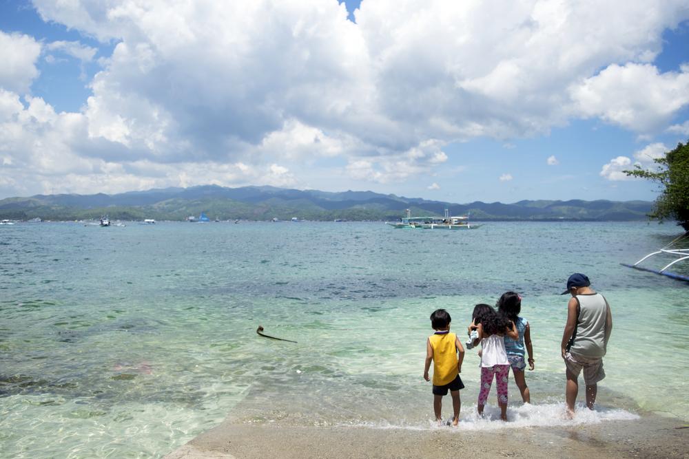 Boracay, Western Visayas, The Philippines 2015