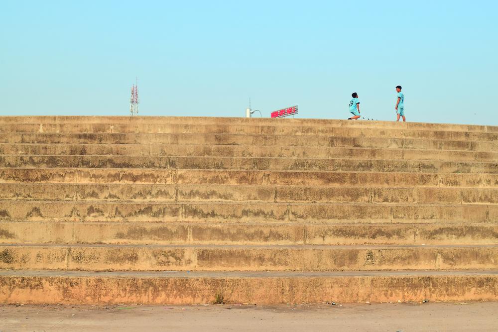 Vientiane, Laos 2015