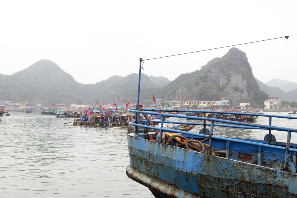 Cat Ba, Ha Long Bay, Vietnam 2015
