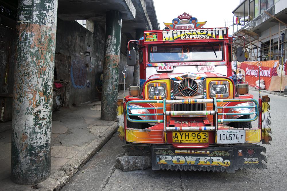 Baguio, The Philippines 2015