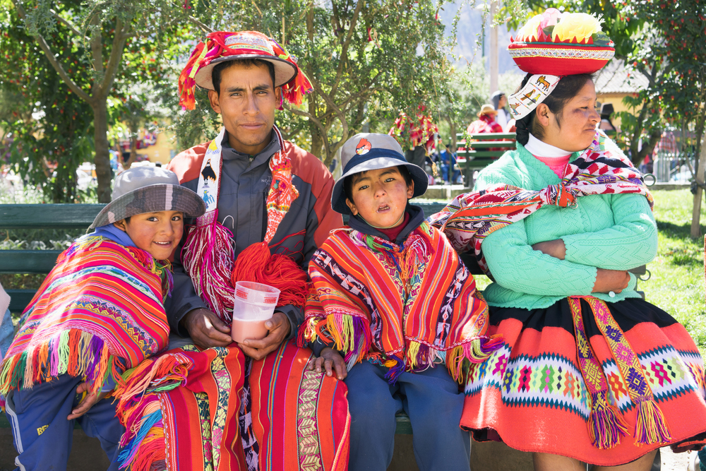Ollantaytambo, Peru 2016
