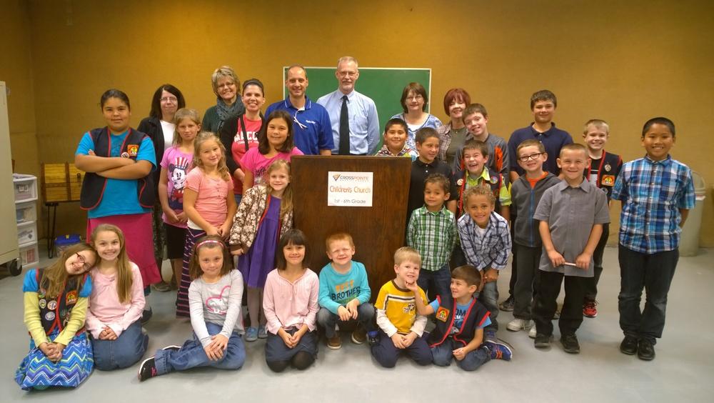 The Master Club of Crosspointe Baptist Church