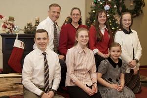 John Burnette Family