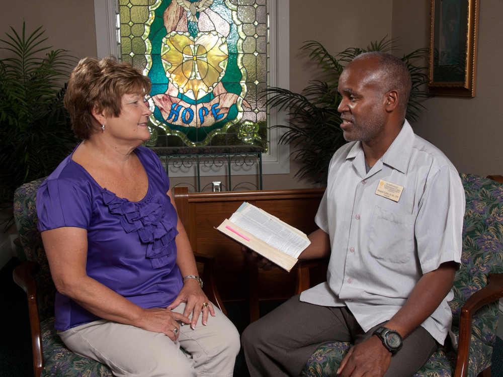 Spiritual Care   Learn More