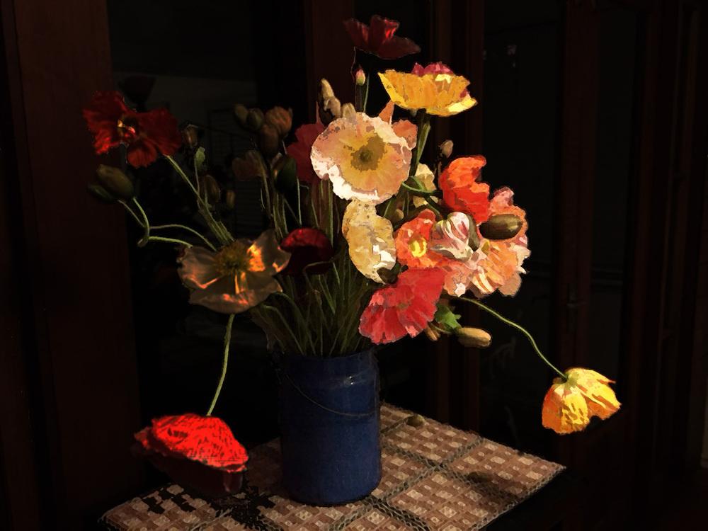 Neil Wilson: Poppies 2