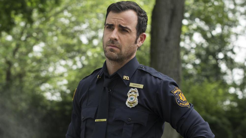 Justin Theroux as Chief Kevin Garvey, Jr. in HBO's  The Leftovers