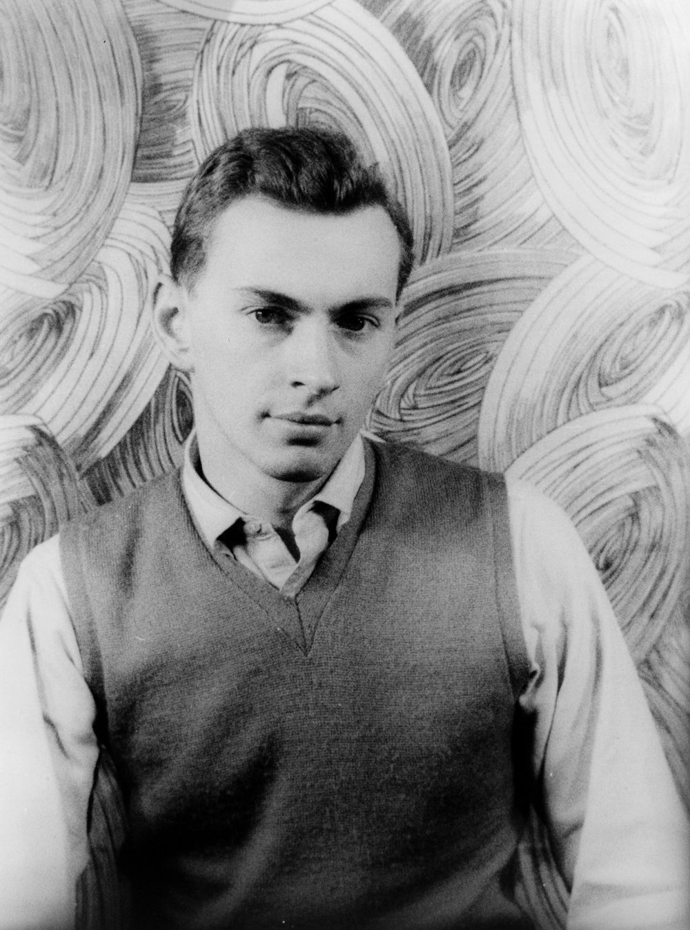 Gore Vidal. Courtesy of WikiMedia Commons.