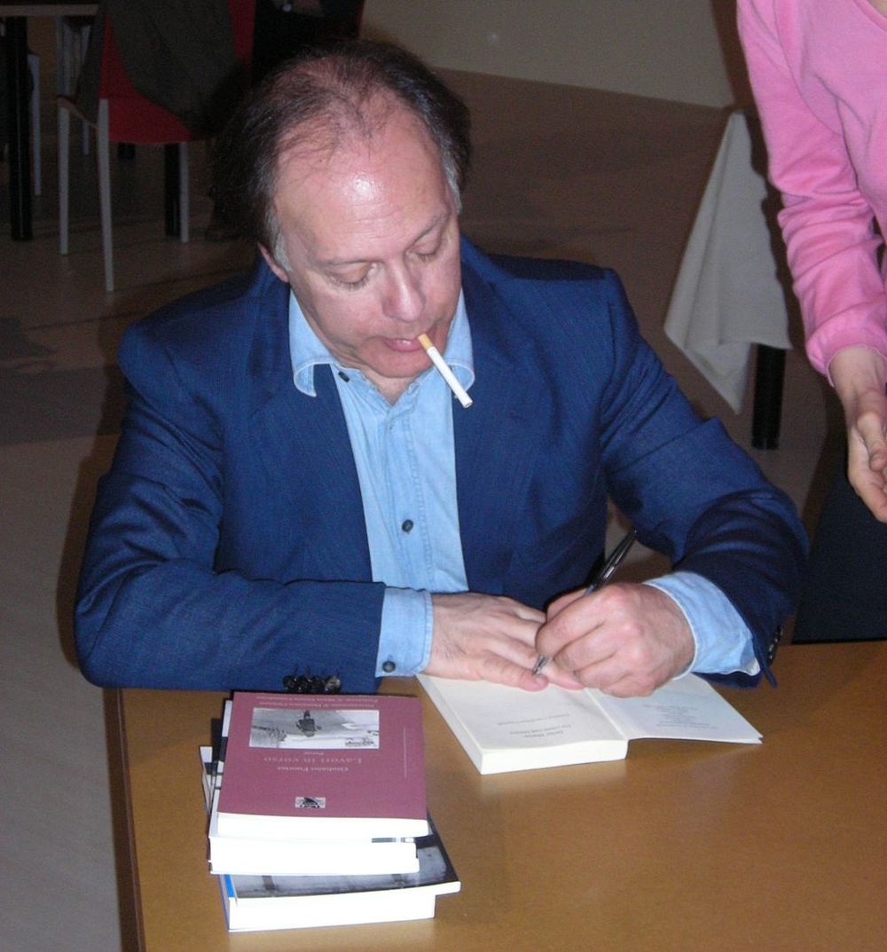 Javier Marías, photo courtesy of Wikimedia Commons