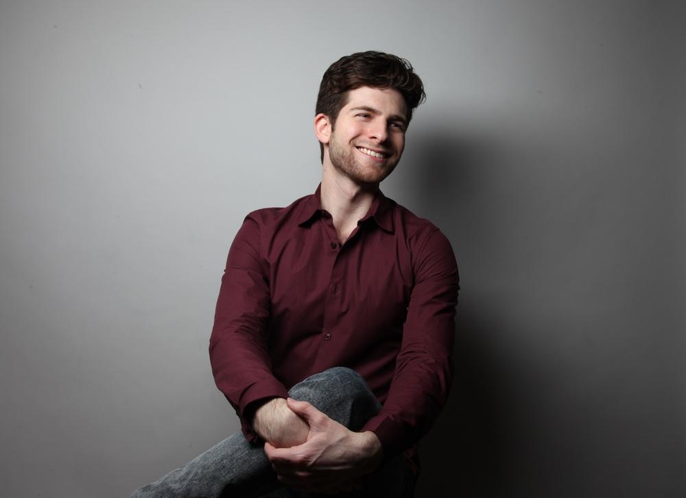 Daniel Karasik. Photo courtesy of the author.