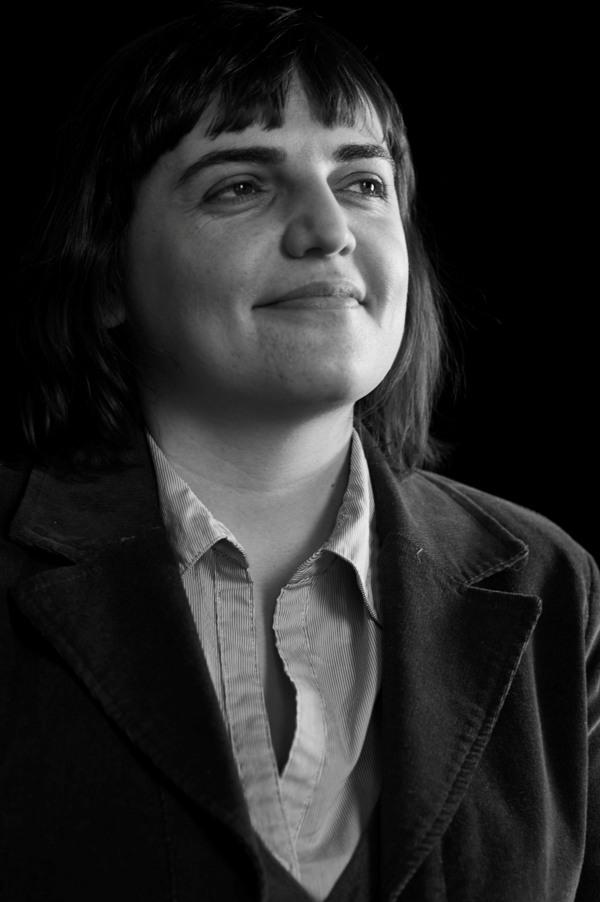 Lydia Perovic. Photo courtesy of the author.