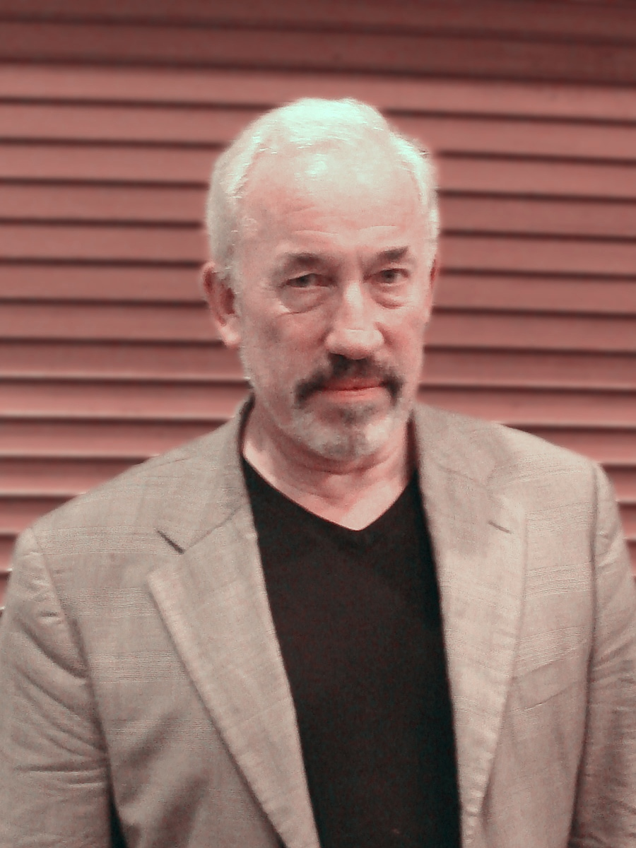 Simon Callow. Photo courtesy of Wikimedia Commons.