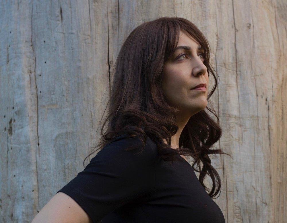 Nyla Matuk. Photo courtesy of author.