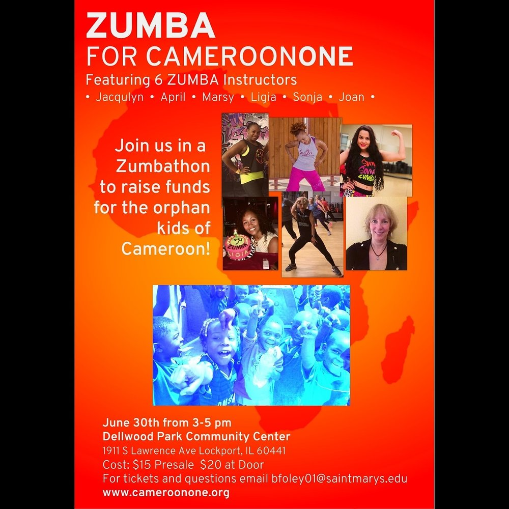 I'm doing 20 minutes of ska & reggae dancehall routines as part of this 2-hour Zumbathon fundraiser for a good cause. It wouuld be great to see you there!