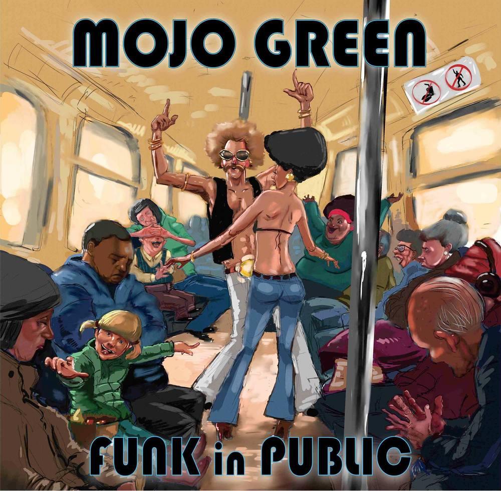 Funk in Public Cover