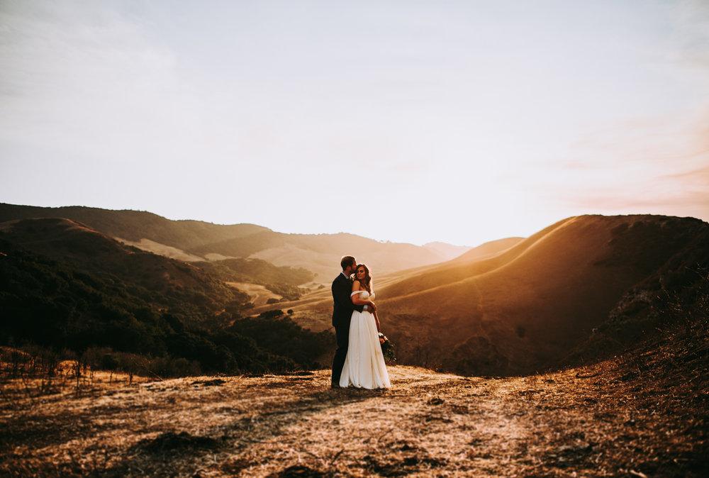 Summer Camp Wedding