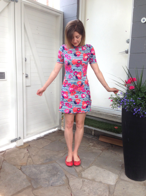 Mesa Dress #1