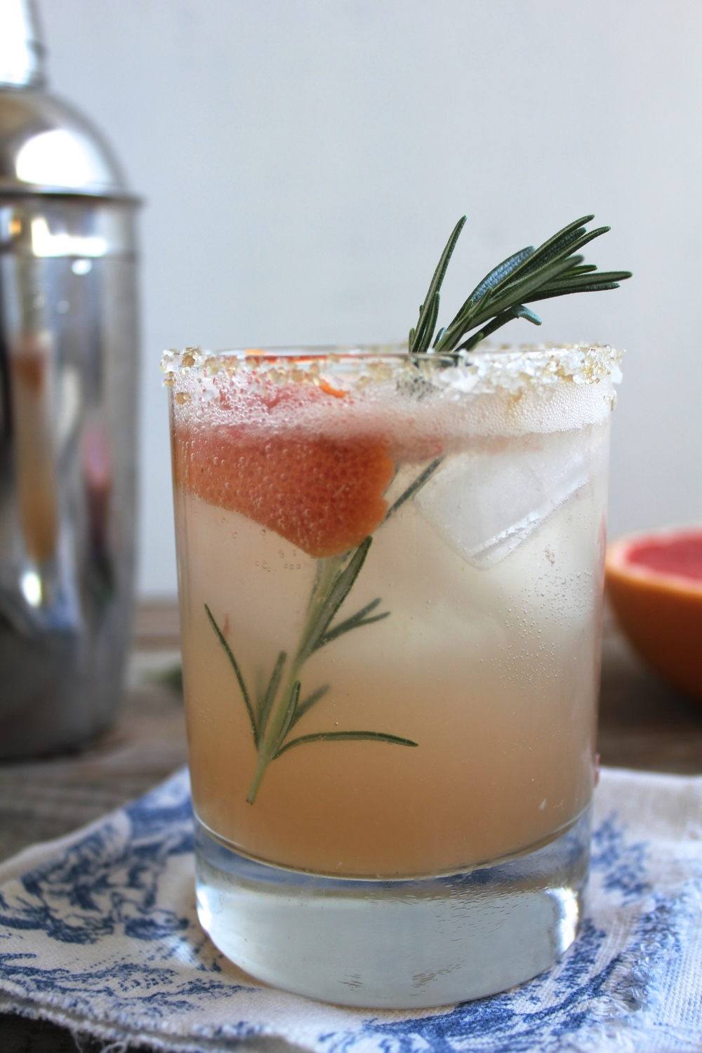Interested in other cocktails using rosemary simple syrup? T..