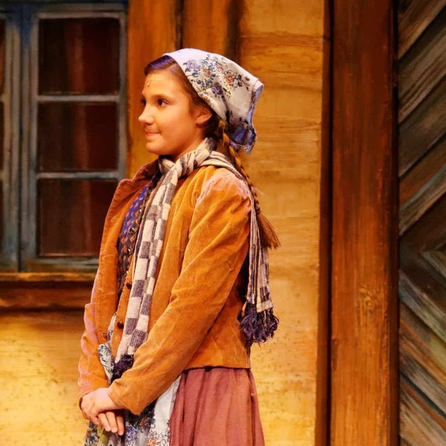 FIDDLER ON THE ROOF     LYRIC STAGE, FALL 2014
