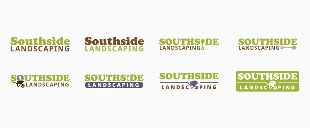 Southside Landscaping | Logo Concept