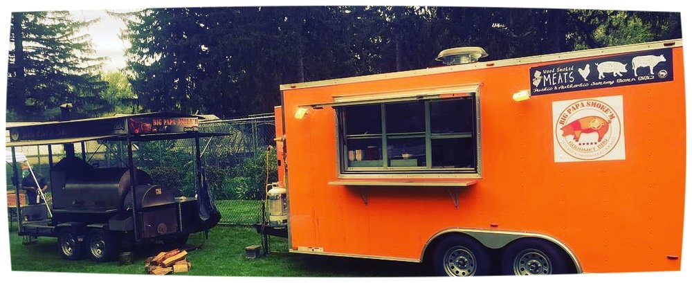 Contact us for Information on Hiring us for your next Event!!! Both Trailers available for all types of Events
