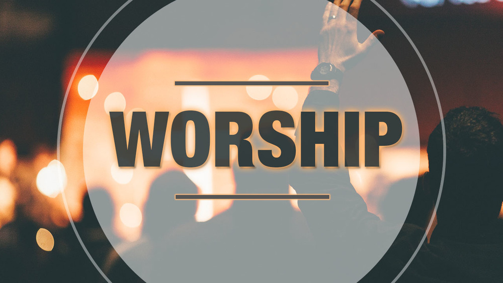 Click the ima  g  e above to look at the upcoming worship schedule