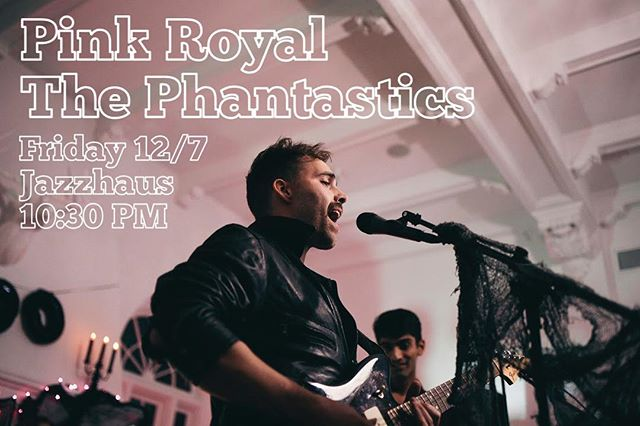 Looking forward to getting down with our homies @the_phantastics at @jazzhaus_lfk next month. C u soon #LFK 📷: @mannarisms