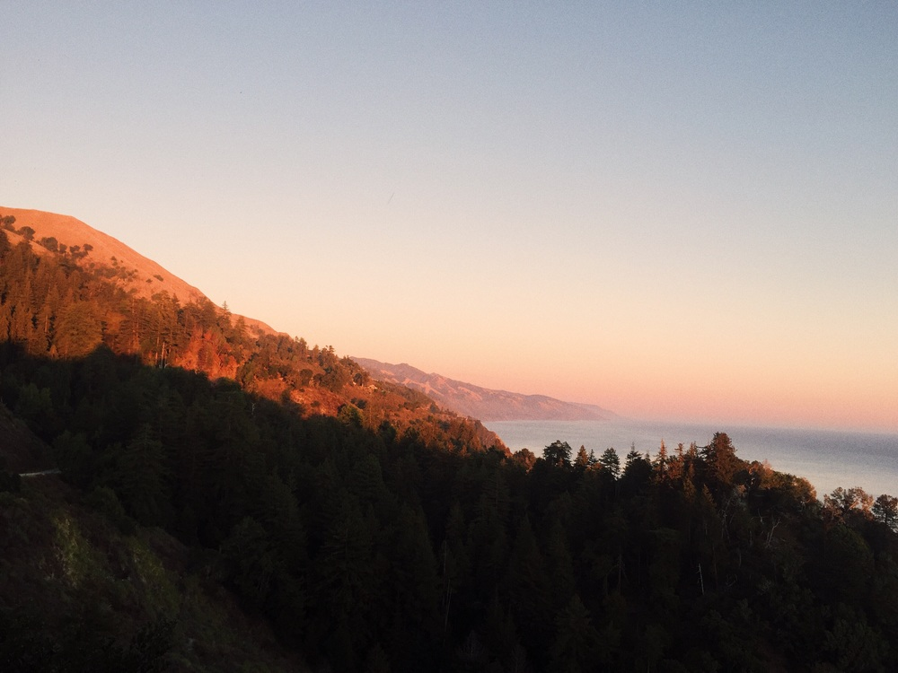 Big Sur Magic, August '15