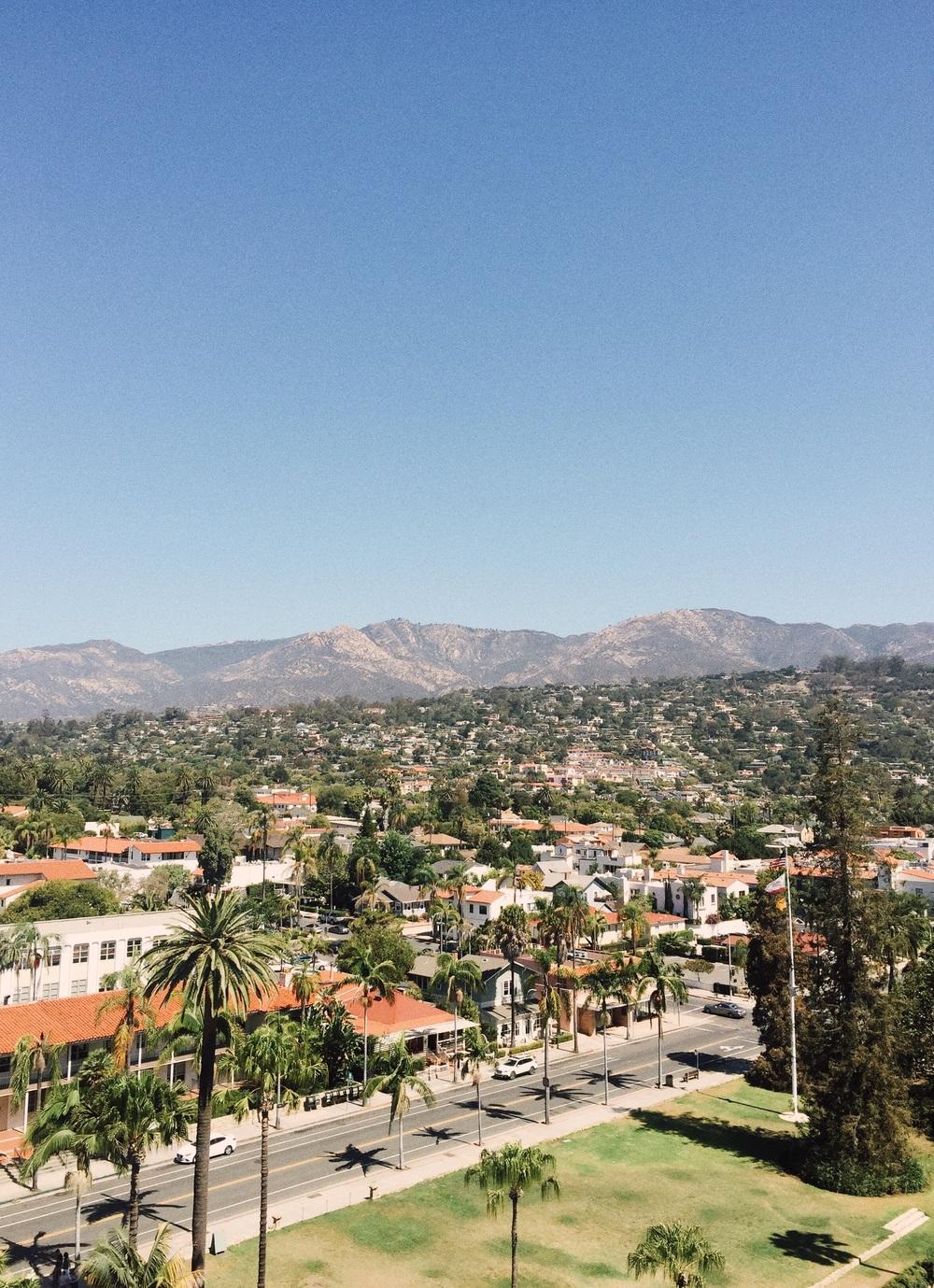 Santa Barbara, August '15