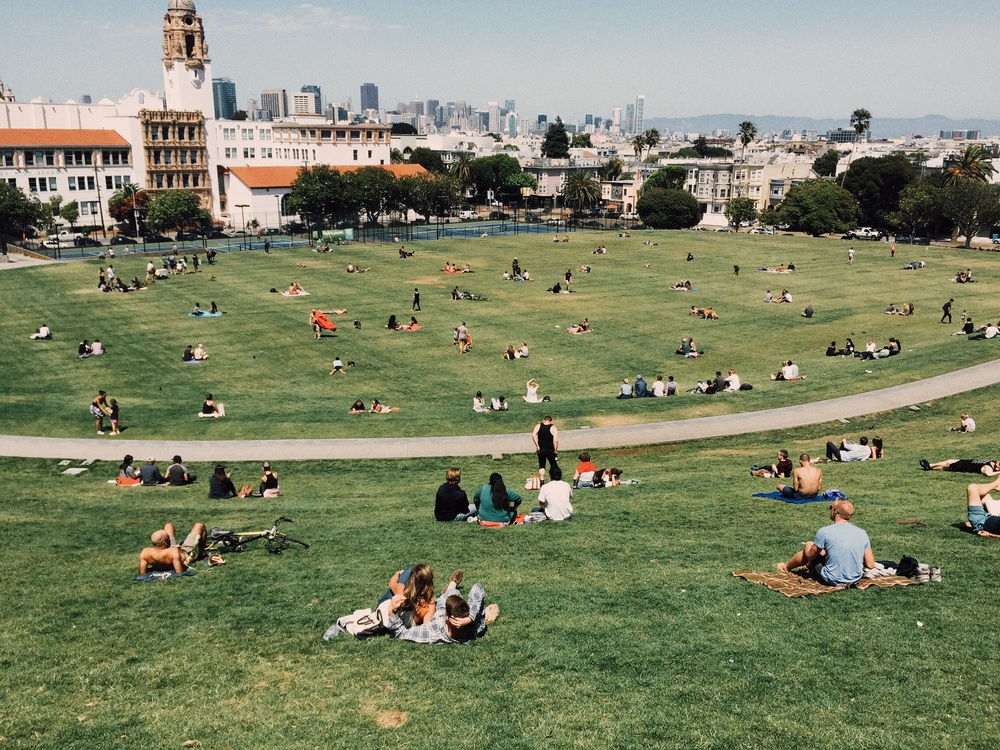 Dolores Park, July '15