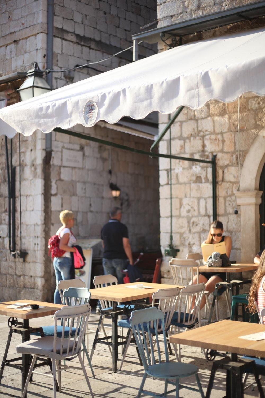 Dubrovnik Cafes