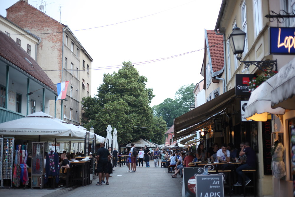 Zagreb's Old Town