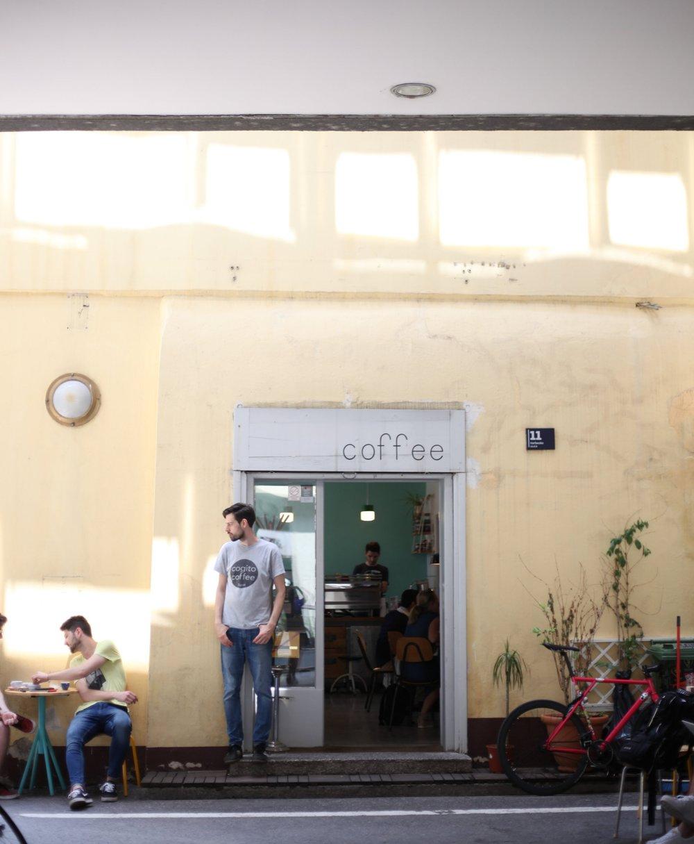 Cogito Coffee in Zagreb