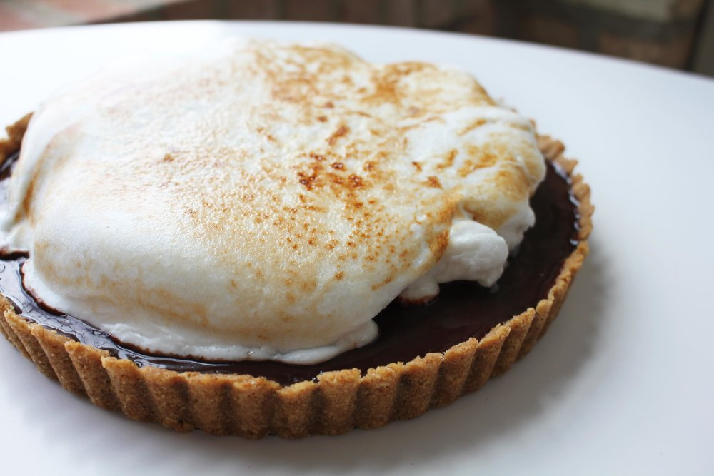 *Inhales entire tart*