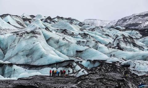 D. Sólheimajökull Glacier
