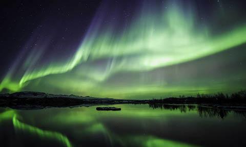 A. Aurora Borealis