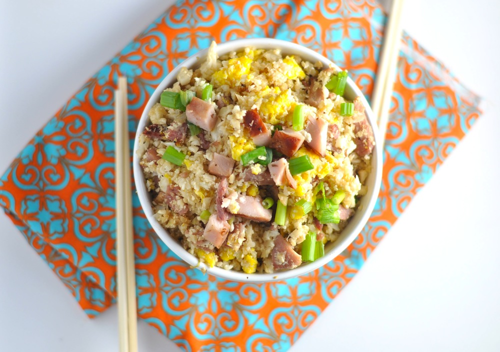 Ham & Egg Fried Rice