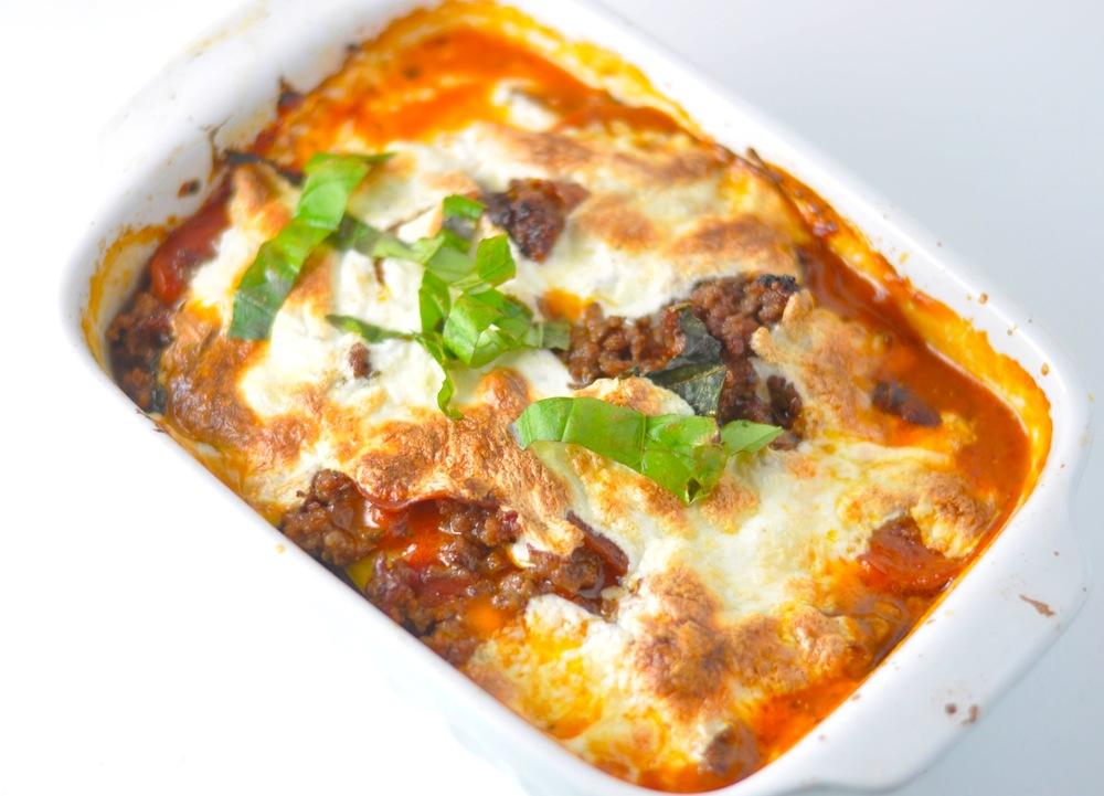 zucchini lasagna 2
