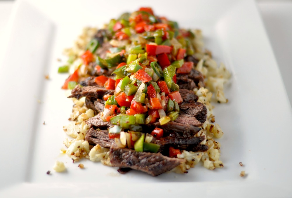 five spice flank steak