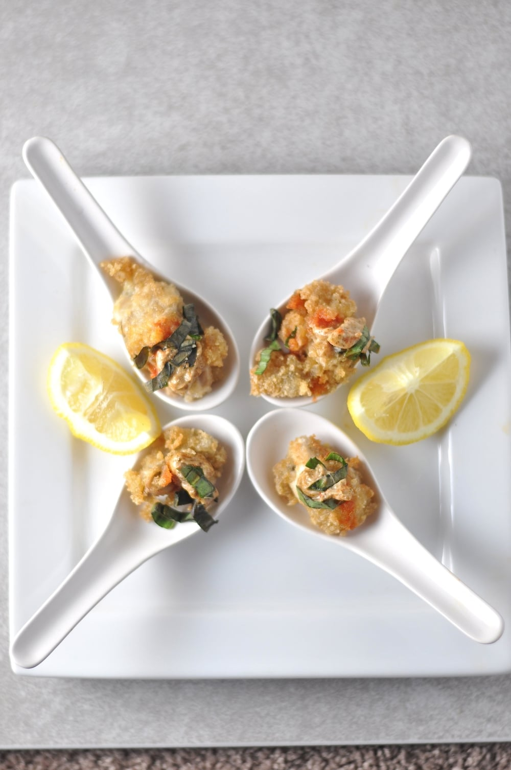 Low Carb Fried Oysters