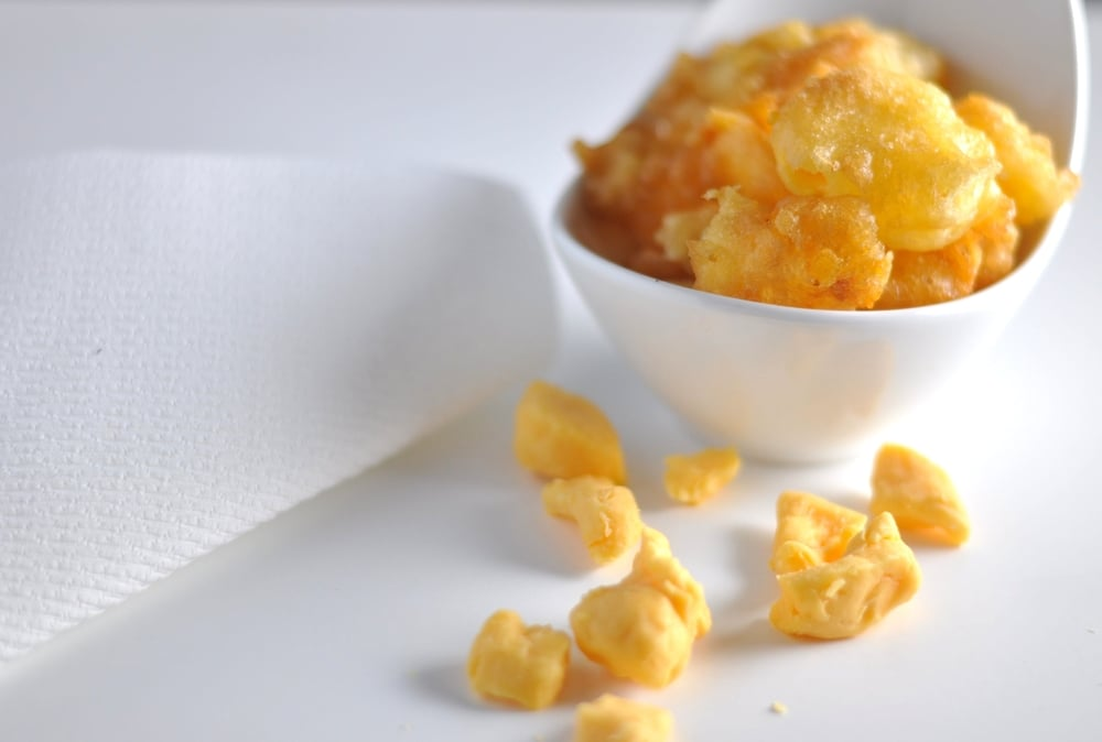 Low Carb Wisconsin Cheese Curds