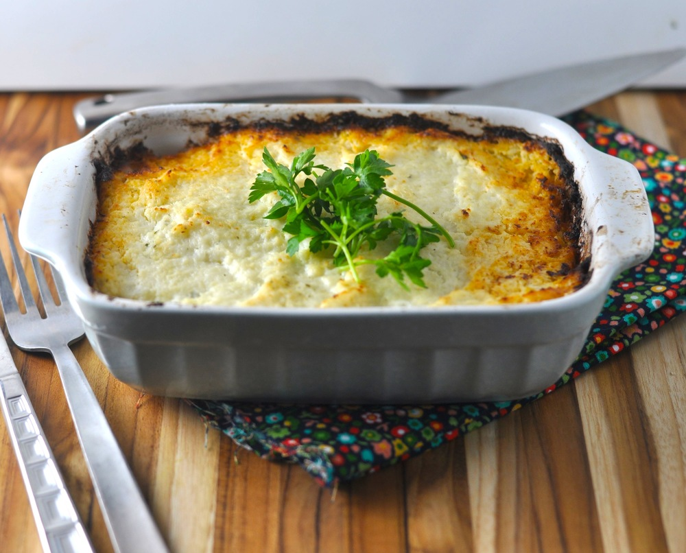 Low Carb Shepherds Pie