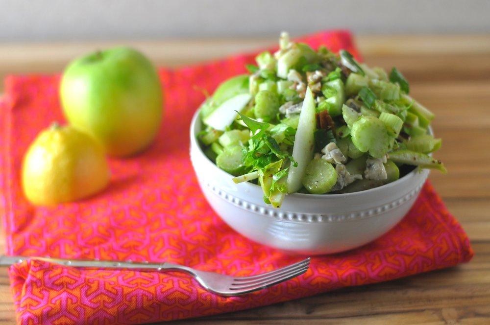 Celery Crunch Salad 2