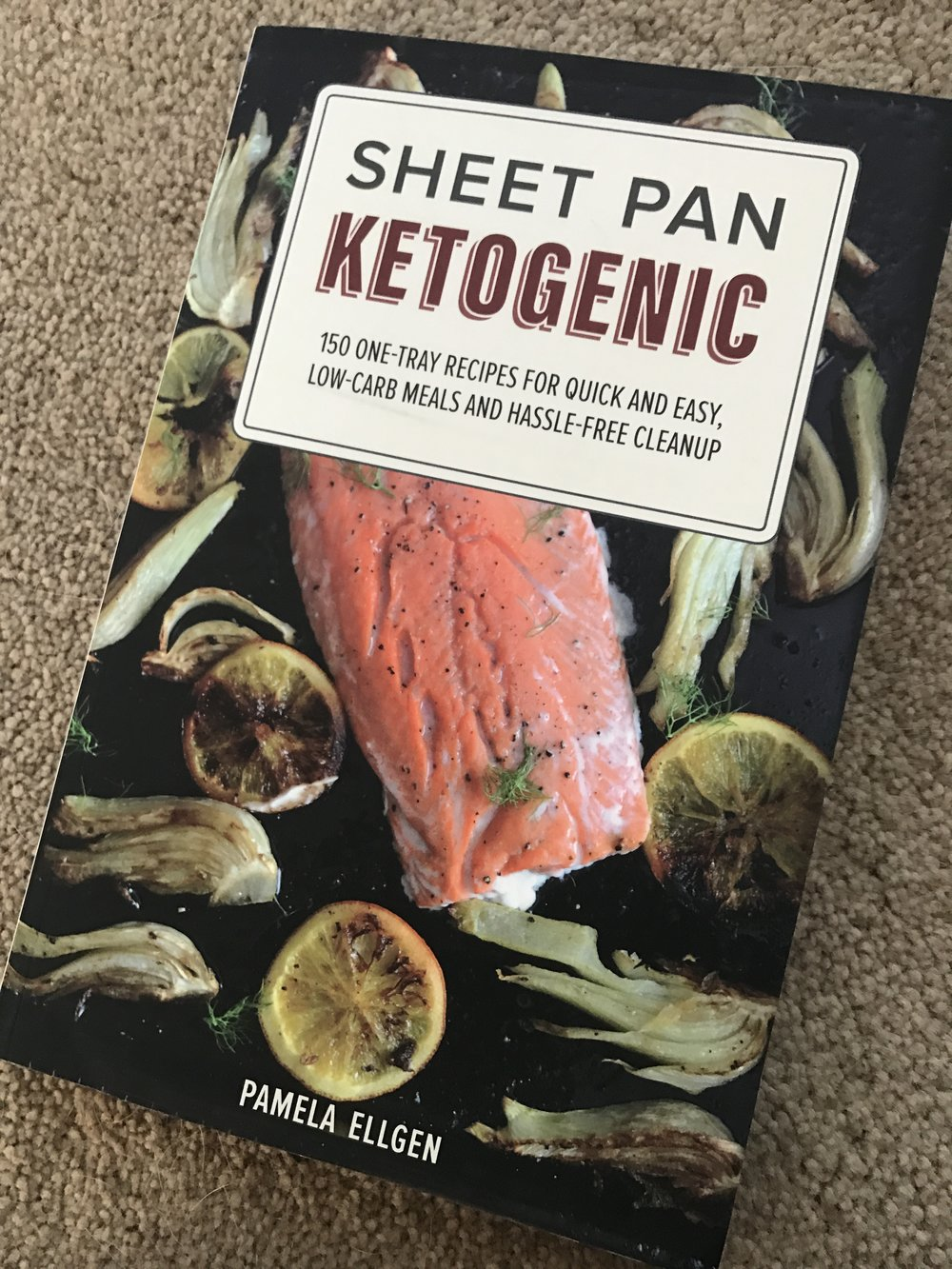 sheet pan ketogenic