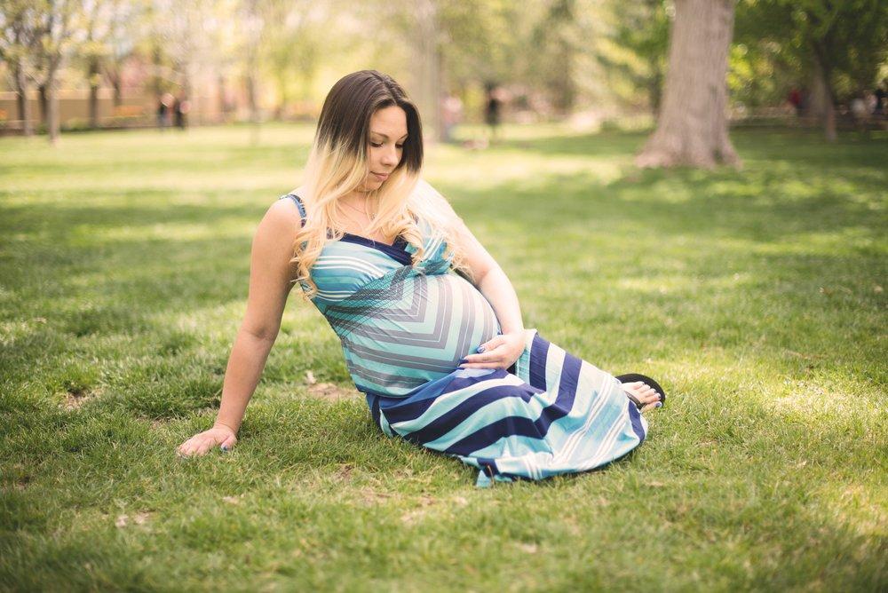 Albuquerque Maternity Photographer