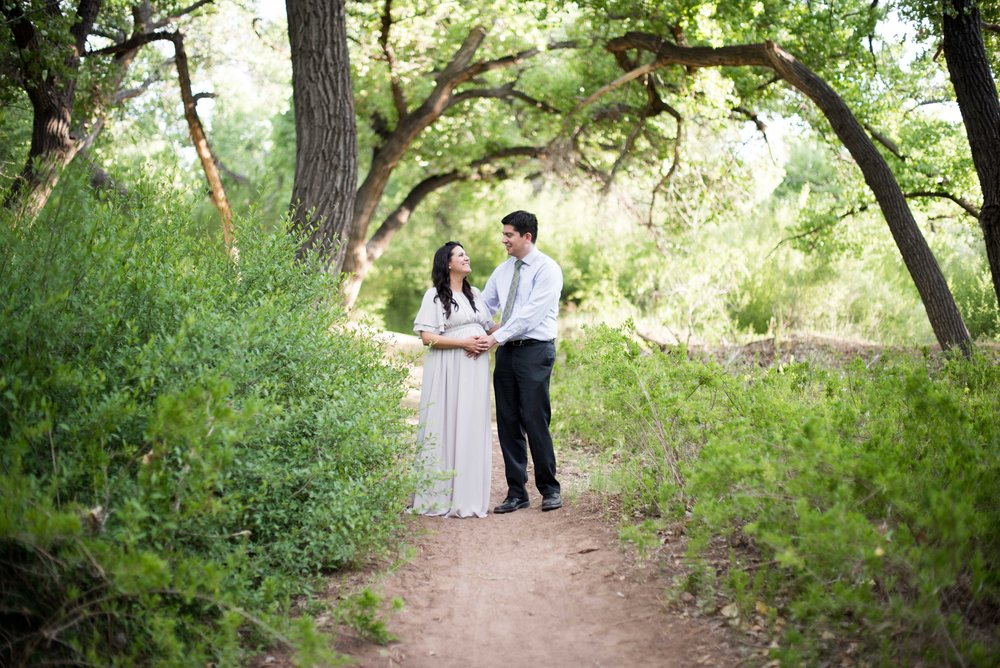 santa fe, nm maternity photographers